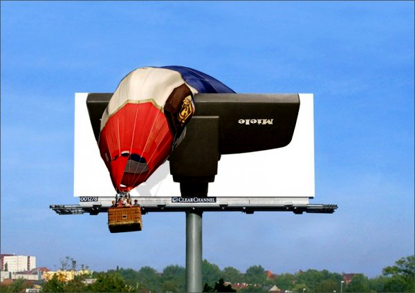 Miele Vacuum Cleaner Creative OOH