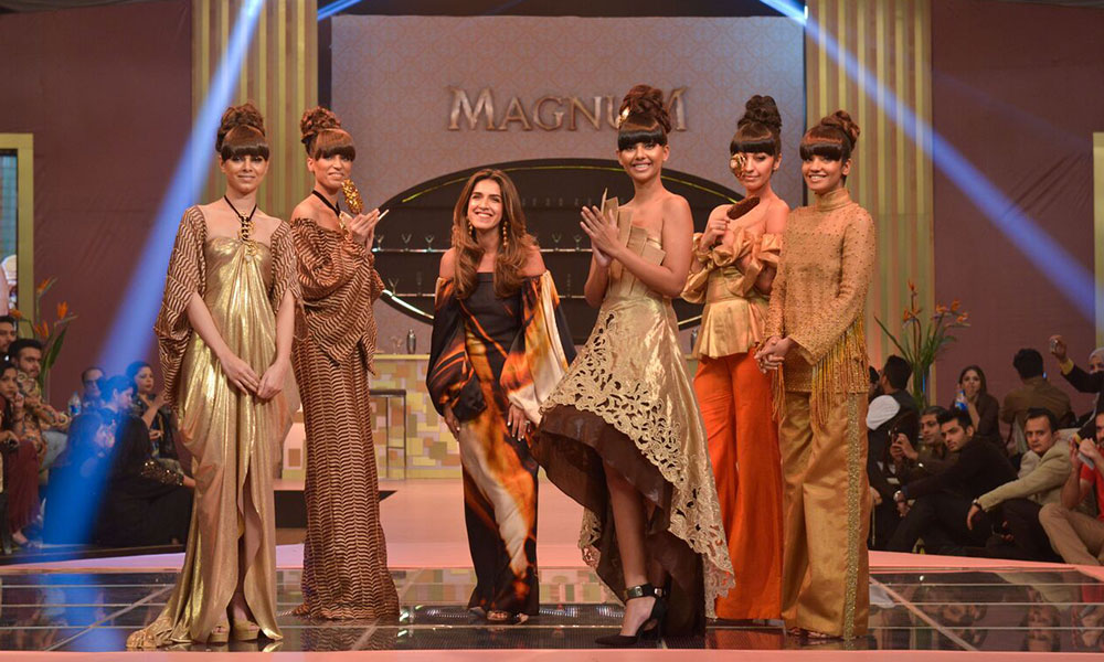 Maheen Karim Chocolate Party Collection