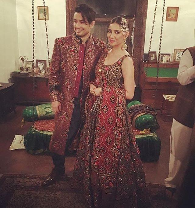 mahira khanandalizafar-divani-pakistan