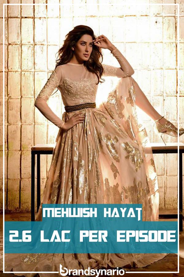 mahwish-hayat paycheck per episode