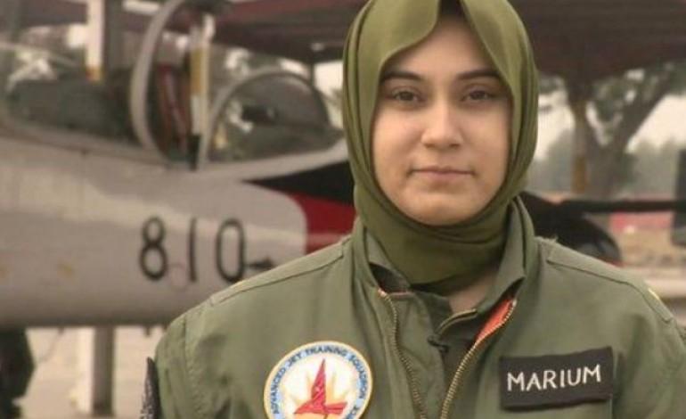 air force day marium mukhtar