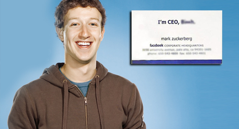 10 Famous People Their First Business Cards Brandsynario
