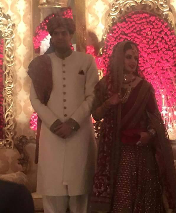 maryam nawaz daughter wedding 2