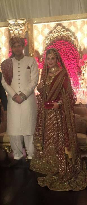 maryam nawaz daughter wedding 3