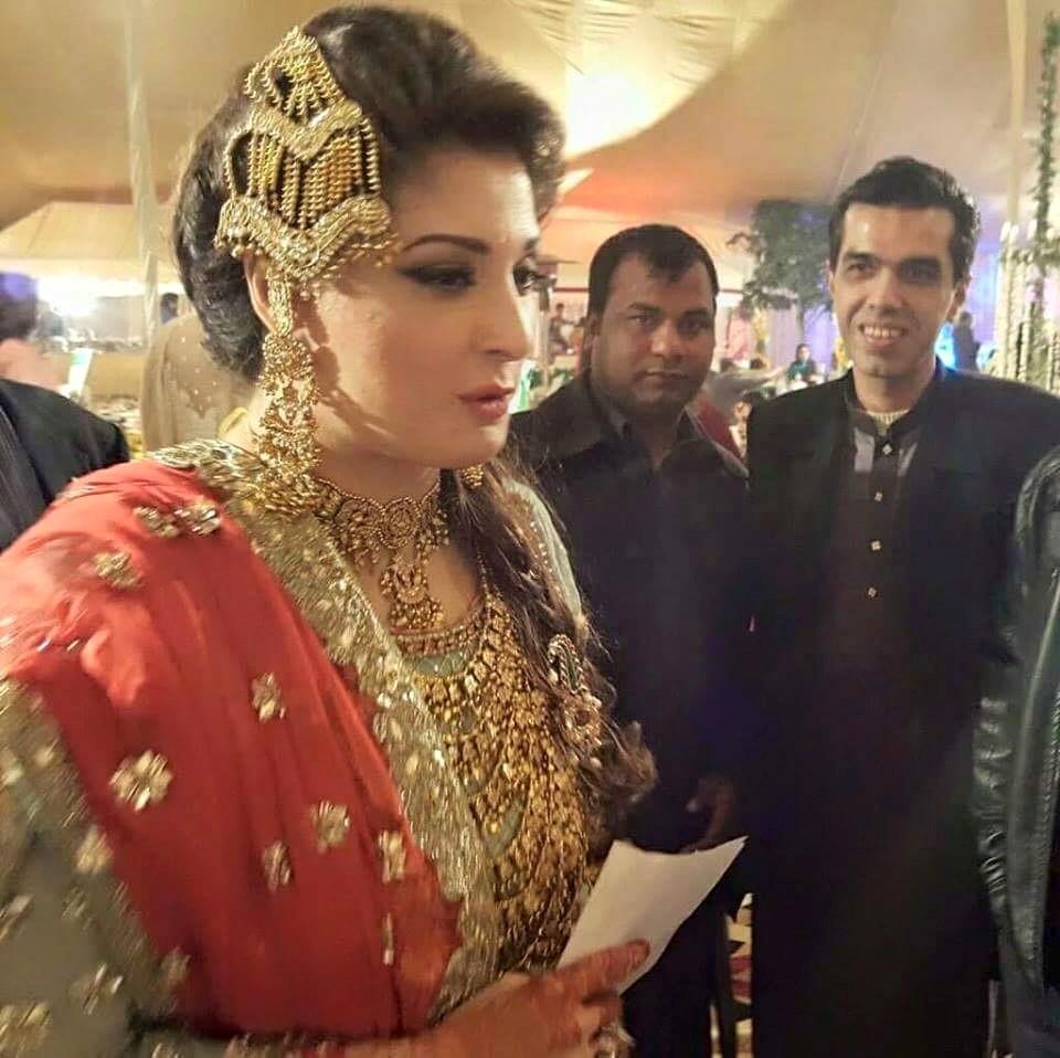 maryam nawaz daughter wedding 6