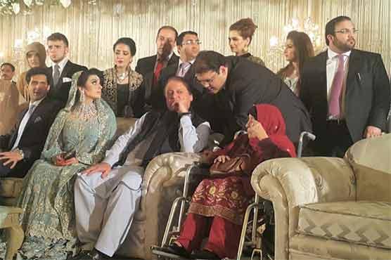 maryam nawaz daughter wedding 8