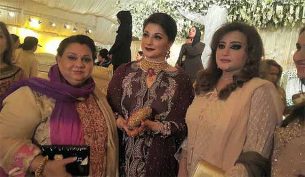 maryam nawaz daughter wedding 9