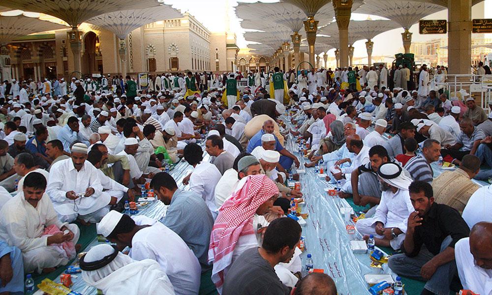 masjid-nabwi ramazan