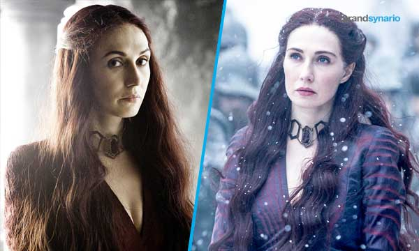 Melisandre Season 1 - Now