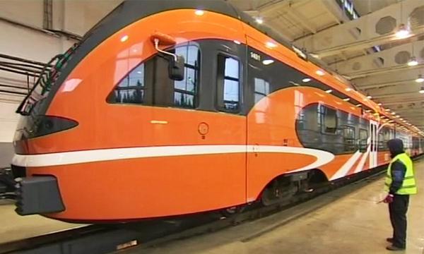 Lahore Orange Line Metro Train Coming To Pakistan This ...