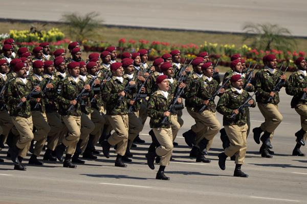 military-parade