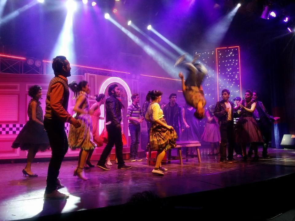 Spectacular Choreography