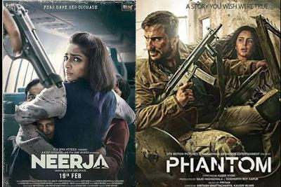 neerja and phantom