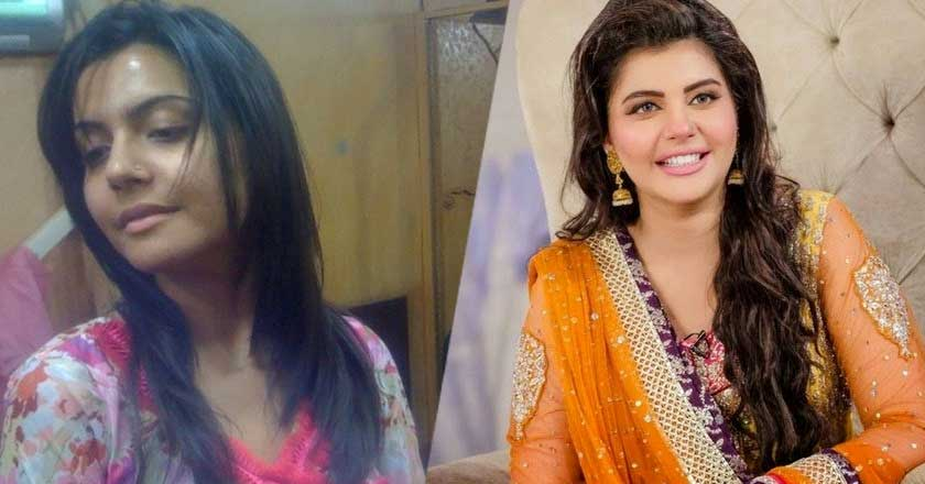 Nida Yasir Without Makeup