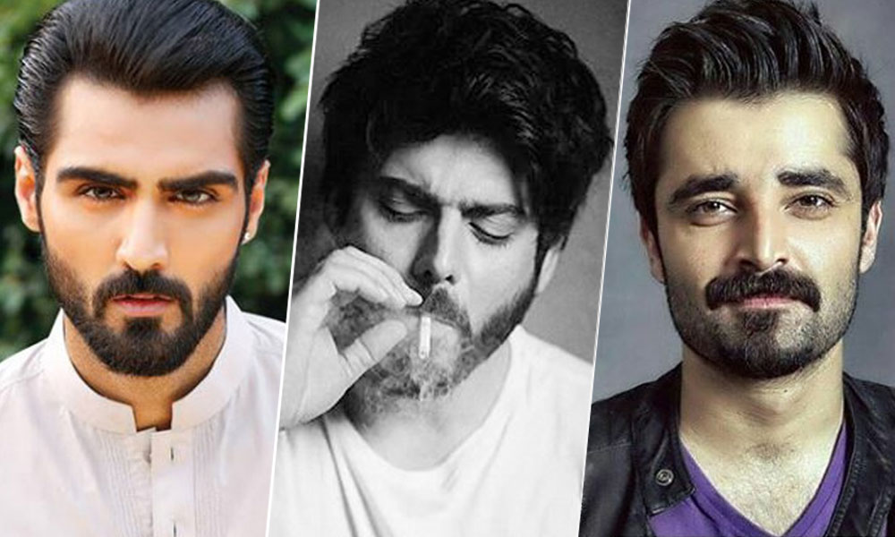 10 Hottest Pakistani Men With Sexy Beards Who Are Nailing