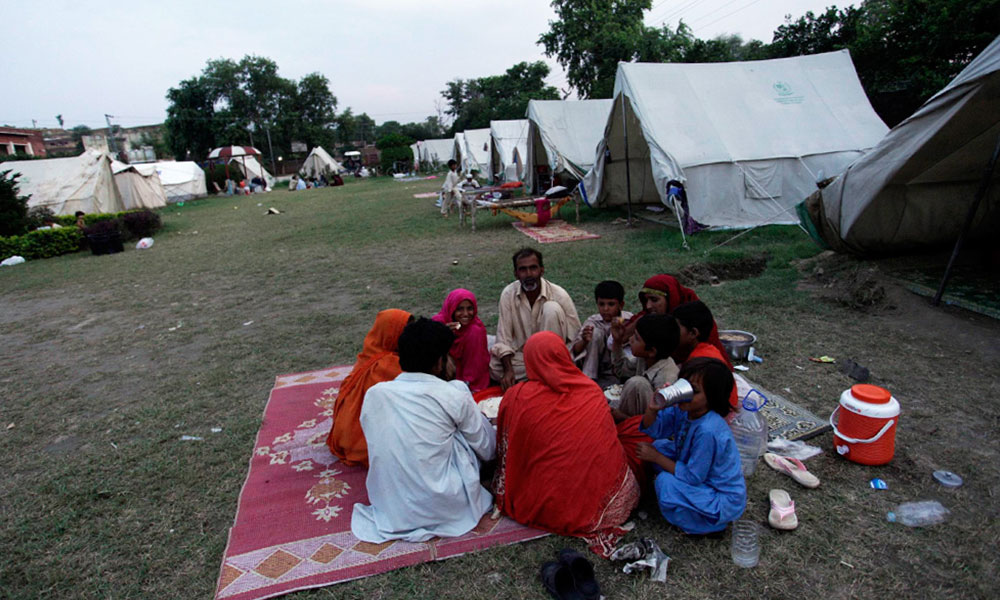 nowshera-relief-camp