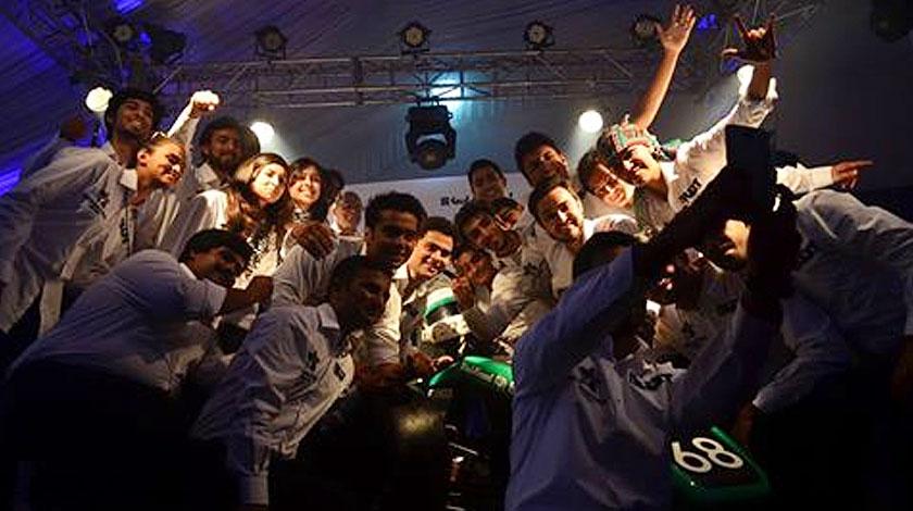 nust-2015 Team