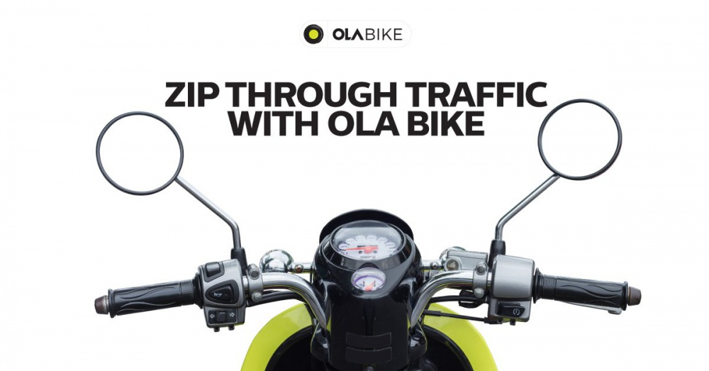 ola bike service