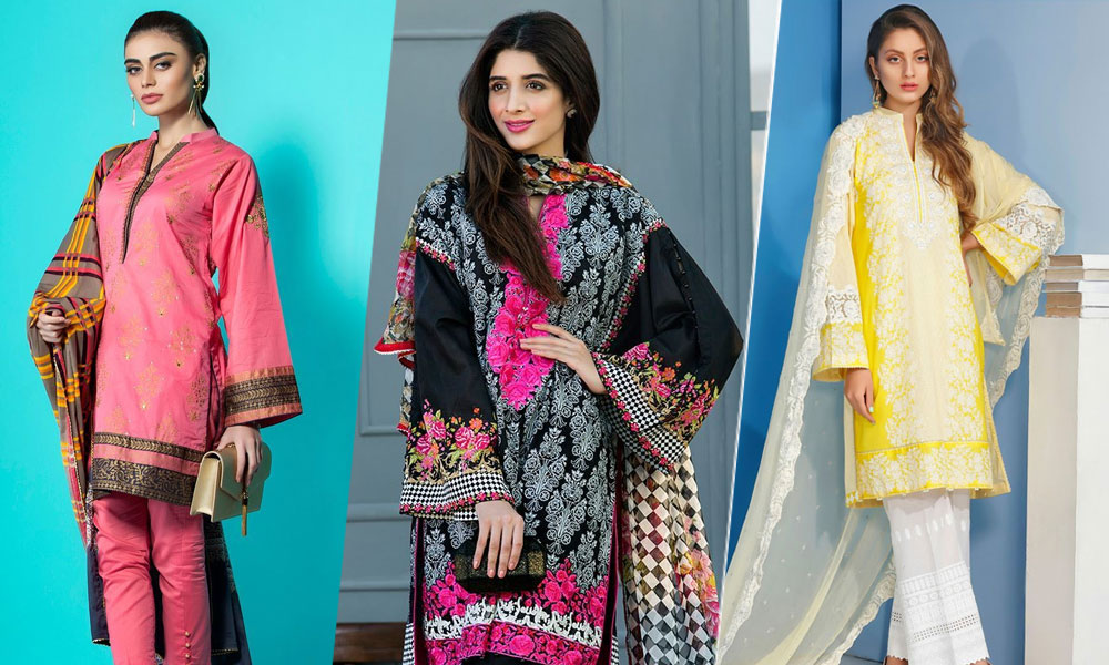 Orient Textiles Lawn Collection 2017