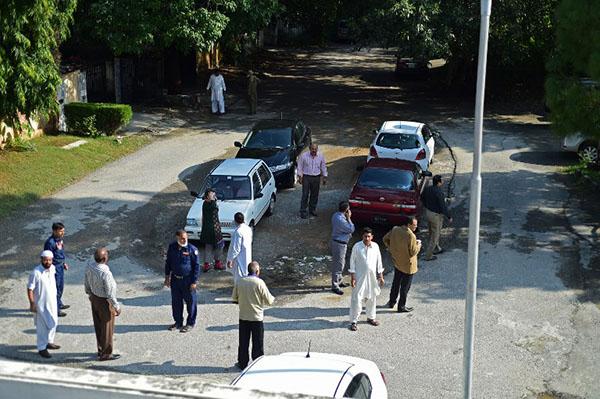essay on earthquake in pakistan 2011