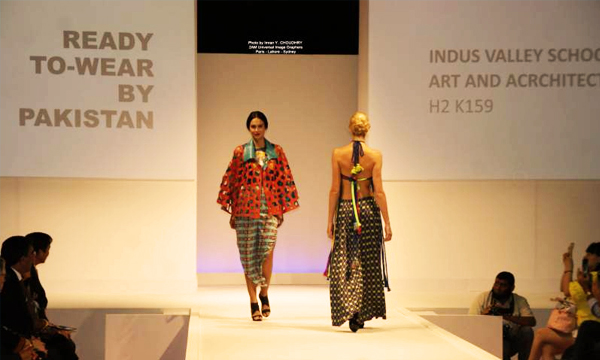 Pakistani Designer Indus Valley School At Texworld Paris 2015 Brandsynario