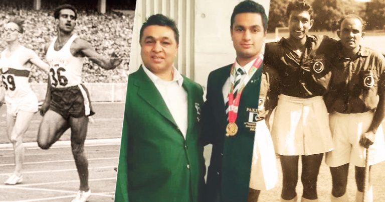 pakistani-Olympians