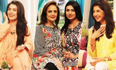 pakistani-celebrities-on-hina-bayat-show