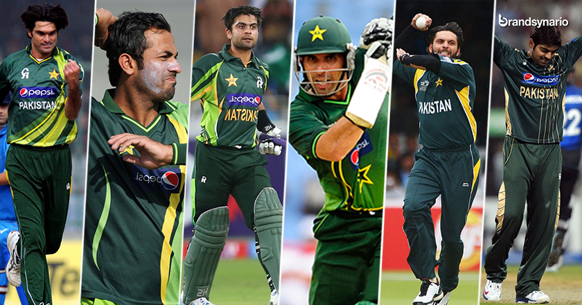 pakistani cricketers 1
