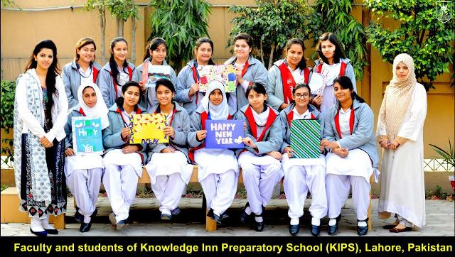 pakistani indian students new year cards (2)