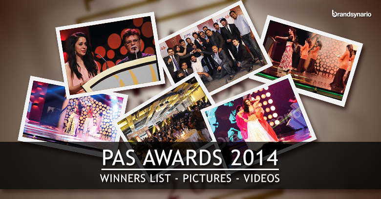 pas awards 2014