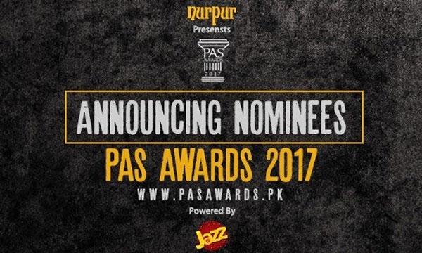 pas awards