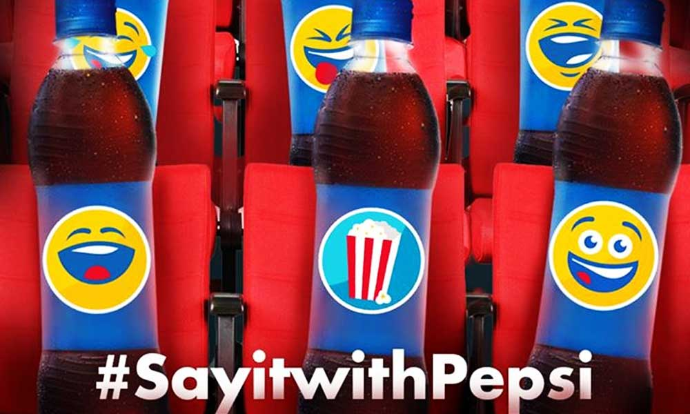 pepsimoji campaign