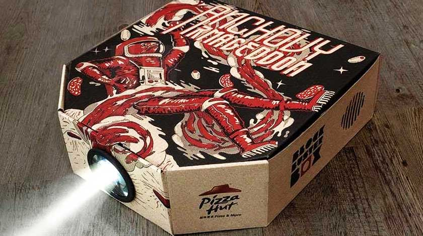 pizza-hut-projector