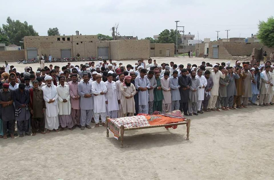 qb funeral