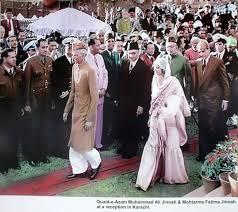 quaid with fatimah Jinnah