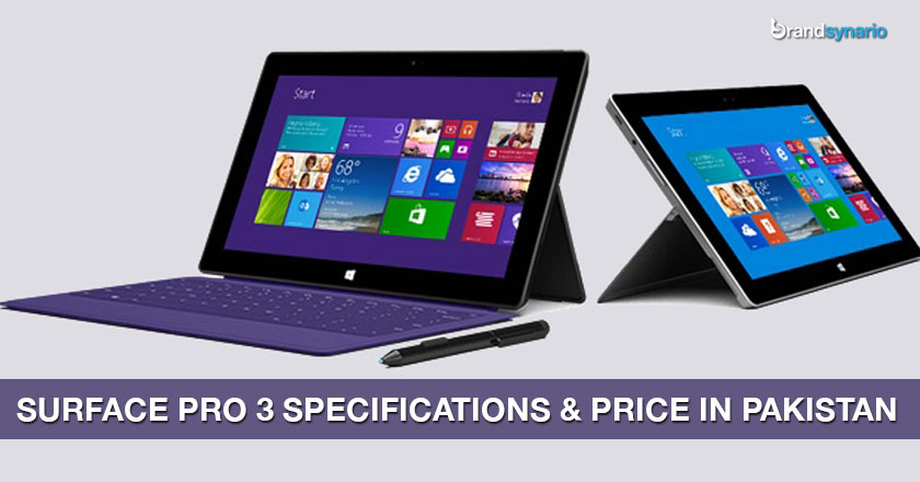 s Surface Pro 3 Release Date, Specifications & Price