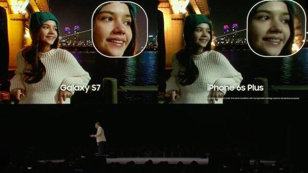 Samsung S7 Camera vs iPhone 6s Camera