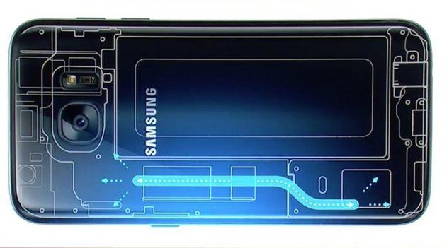 Samsung S7 & S7 Edge Thermal Spreader