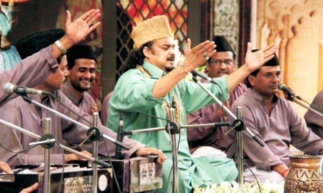 amjad sabri's qawwalis