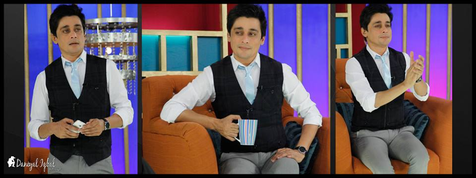 sahir Lodhi Morning Show