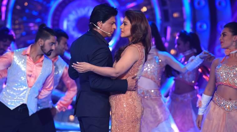 Kajol and SRK in Bigg Boss 9
