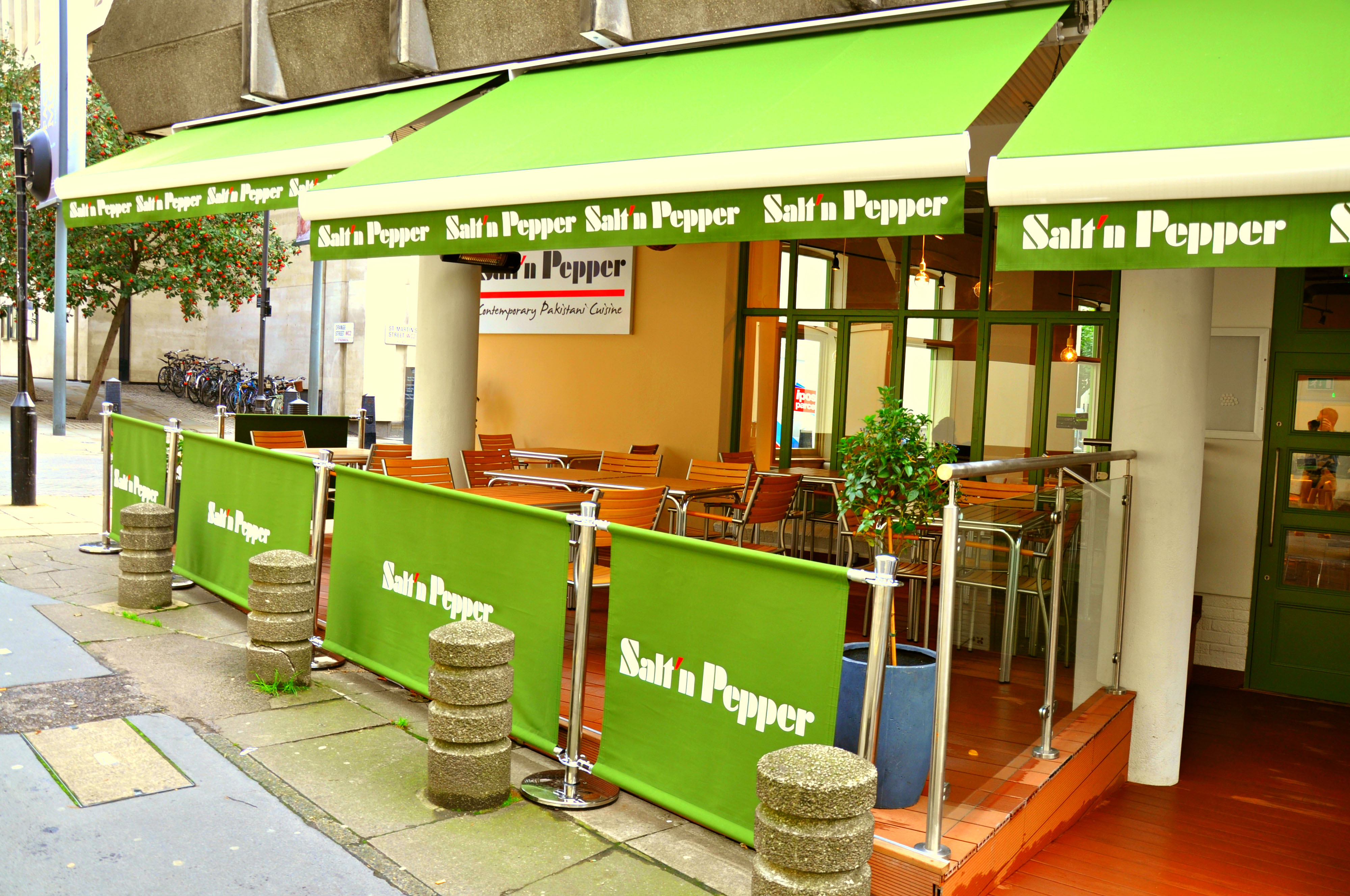 Halal Food Places In Leicester Square