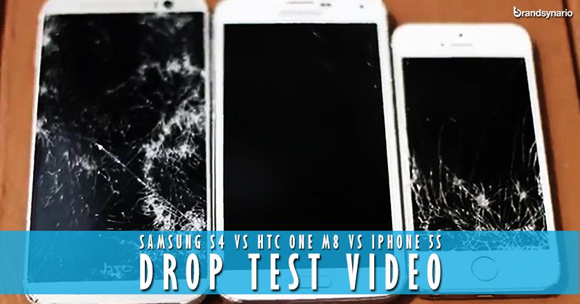 samsung s5 drop test