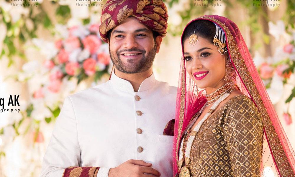Pakistani Celebrity Weddings In Pictures Brandsynario