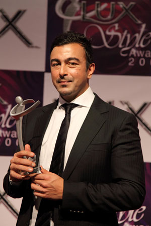 shaan lux style award