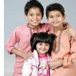 shaista Lodhi with Kids