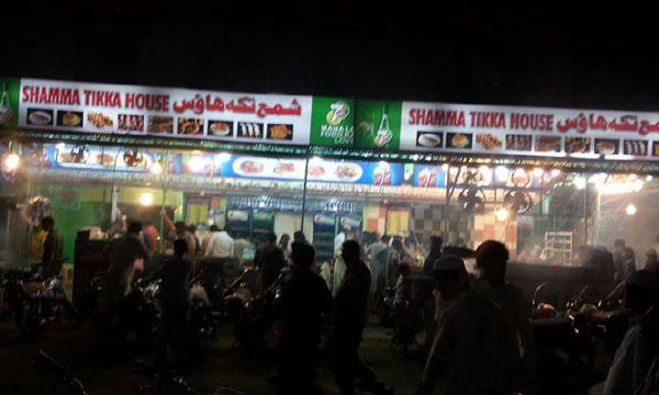 Hyderabad Eateries