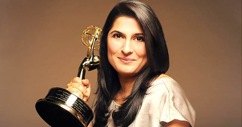 sharmeen obaid pakistani women breaking global barrier