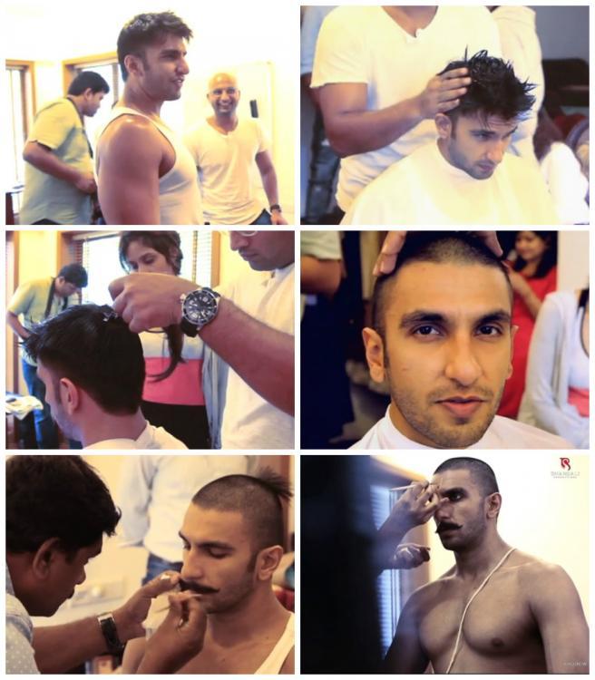shaving head off