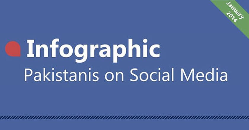 Pakistanis on Social Media: A Snapshot